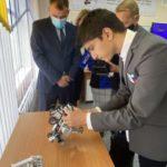 В Ленинске-Кузнецком начали собирать роботов