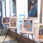 Из кемеровского аэропорта теперь можно улететь в художественный космос