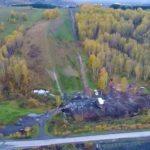 В Кузбассе приступили к строительству новой канатной дороги