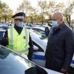 У полицейских Кузбасса появились новые машины
