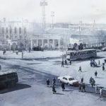 Ностальжи: белокаменный стадион «Химик»