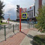 В Кузбассе установили 24 новых светофора