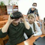 В Кузбассе открыл образовательный сезон новый мобильный технопарк