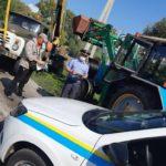 В Кузбассе оштрафовали трактористов