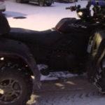 Угонщик квадроцикла поднял по тревоге полицию двух городов в Кузбассе