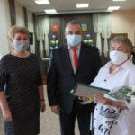 В Юргинском муниципальном округе чествовали матерей