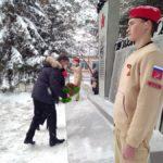 В Юргинском округе открыли обновлённый памятник
