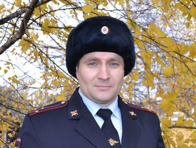 Полицейский из Кузбасса стал победителем Всероссийского конкурса МВД России «Народный участковый»