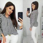 Женские рубашки – стильный элемент для повседневного ношения