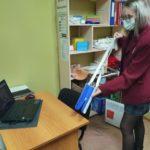 В Прокопьевске «Школа ухода» проводит консультации «на удалёнке»