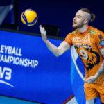 Волейбольный «Кузбасс» встретится в Сургуте с «Газпром-Югрой»