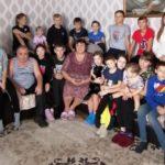 Многодетную мать из Беловского района покажут на федеральном канале
