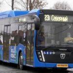 Два автобусных маршрута Кемерова начали ходить по-новому
