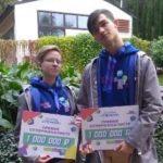 Три кузбасских школьника получили за свои проекты по миллиону рублей