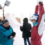 Вчера Горная Саланга официально открыла горнолыжный сезон