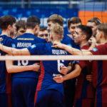 «Молодежка» волейбольного «Кузбасса» проведет домашний матч с «Енисеем-2»