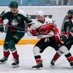 Хоккейный «Металлург» спас игру за восемь секунд до сирены