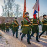 В Юрге отметили День ракетных войск и артиллерии
