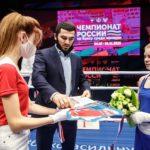 Екатерина Дынник привезла в Кузбасс бронзу Чемпионата России по боксу