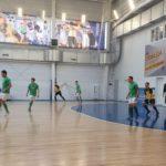 В Кемерове завершился областной чемпионат по мини-футболу