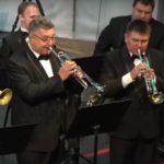 Музыканты духового оркестра открыли сезон в обновленном зале Филармонии Кузбасса