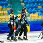 Хоккейный «Кузбасс» сыграл в Подмосковье со столичным «Динамо»