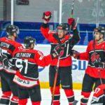 Хоккейный «Металлург» прервал серию из трёх поражений