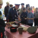 Центр казачьей культуры открылся в Юргинском районе