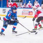 Хоккейный «Металлург» вновь проиграл в буллитной «лотерее»