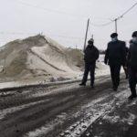 Спецтехника вышла на улицы Осинников