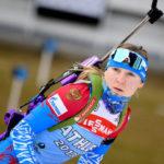 Быстрые ноги и точная стрельба: кузбасская биатлонистка стала чемпионкой России