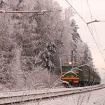 В Топках поезд задавил бабушку-нарушительницу