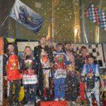 В Кузбассе прошли соревнования среди гонщиков-любителей