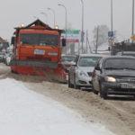 Снежные заносы и гололедица будут мешать кузбассовцам на дорогах