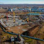 В администрации Юрги рассказали, как продвигается строительство школы и детсада