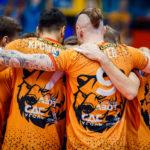 Волейбольный «Кузбасс» продлил победную серию в матчах с «Белогорьем»
