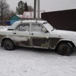 В Прокопьевске два студента украли «Волгу» на запчасти