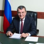 Сергей Меняйло поздравил кузбасских полицейских с праздником