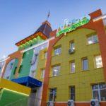 В Кемерове для дошкольников возвели многомиллионный замок