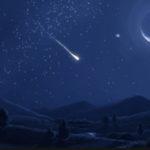 Кузбассовцы могут увидеть главный звездопад ноября