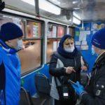 Новокузнецкие транспортники объявили охоту на «зайцев»