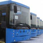 В Кузбасс поступила новая партия автобусов за 164 миллиона рублей