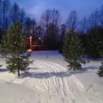 В Осинниках подготовили лыжные трассы