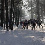 В Прокопьевске открыли лыжный сезон