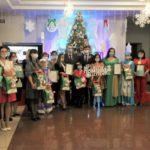 В Ленинске-Кузнецком поддержали талантливых детей