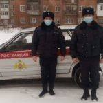 В Берёзовском задержали мужчину, ударившего кассира по лицу