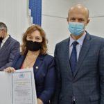 В Тяжинском округе наградили «союзных» женщин