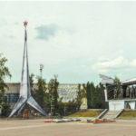 Кузбассовцам предлагают проголосовать за проект стелы для Новокузнецка