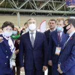 Научно-образовательный центр «Кузбасс» принял участие в VII национальной выставке «ВУЗПРОМЭКСПО-2020»