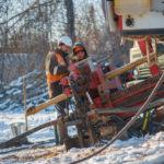 В Юрге завершается строительство дополнительного водовода